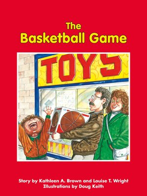 cover image of The Basketball Game