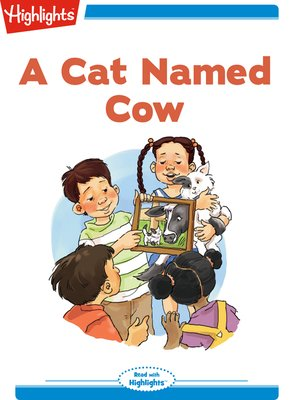 cover image of A Cat Named Cow