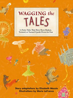 cover image of Wagging the Tales