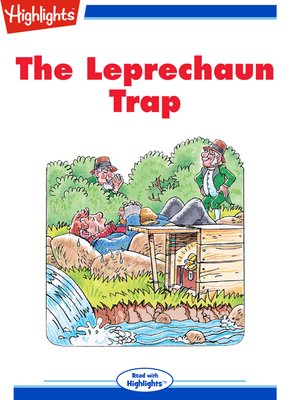 cover image of The Leprechaun Trap