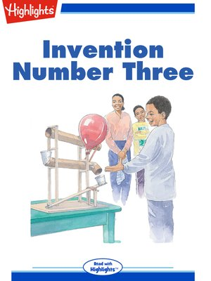 cover image of Invention Number Three