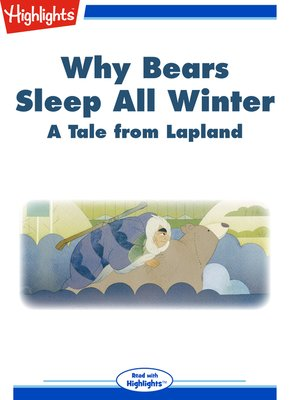 cover image of Why Bears Sleep All Winter?