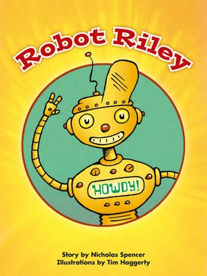 cover image of Robot Riley