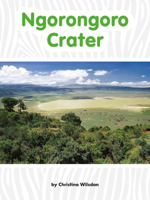 cover image of Ngorongoro Crater