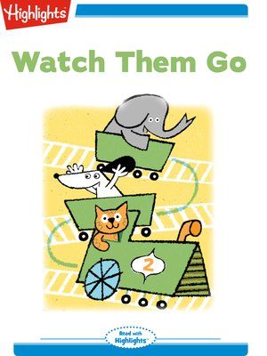 cover image of Watch Them Go