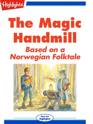 cover image of The Magic Handmill