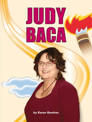 cover image of Judy Baca