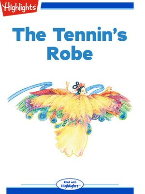 cover image of The Tennin's Robe