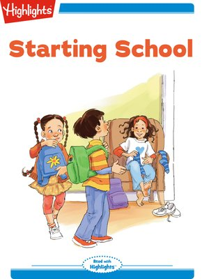 cover image of Starting School