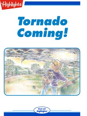 cover image of Tornado Coming
