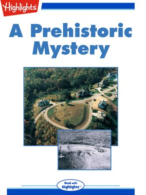 cover image of A Prehistoric Mystery
