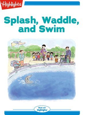 cover image of Splash Waddle and Swim