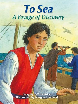cover image of To Sea: A Voyage of Discovery