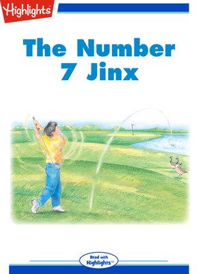 cover image of The Number 7 Jinx