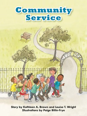 cover image of Community Service