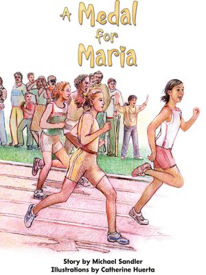 cover image of A Medal for Maria