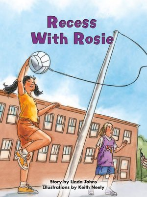 cover image of Recess With Rosie