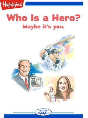 cover image of Who Is a Hero?