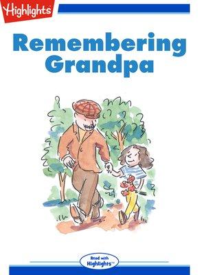 cover image of Remembering Grandpa