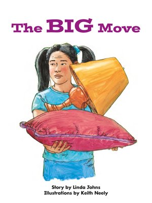 cover image of The Big Move