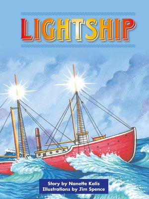 cover image of Lightship