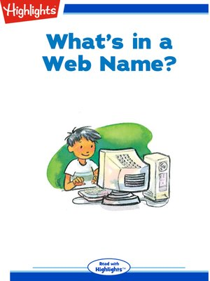 cover image of What's in a Web Name?