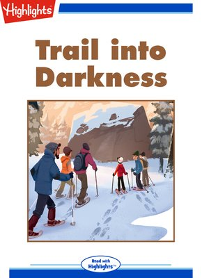 cover image of Trail into Darkness