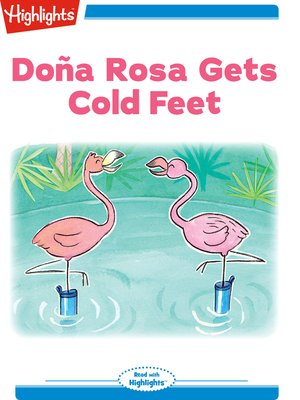 cover image of Dona Rosa Gets Cold Feet