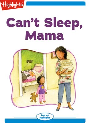 cover image of Can't Sleep Mama