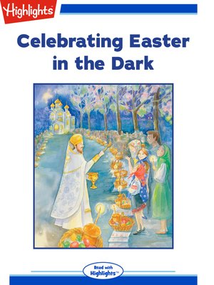 cover image of Celebrating Easter in the Dark