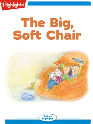 cover image of The Big Soft Chair