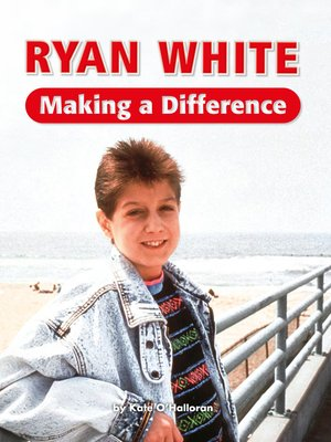 cover image of Ryan White