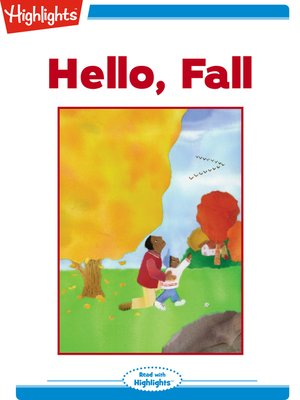 cover image of Hello Fall