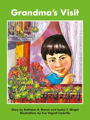 cover image of Grandma's Visit