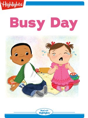 cover image of Busy Day