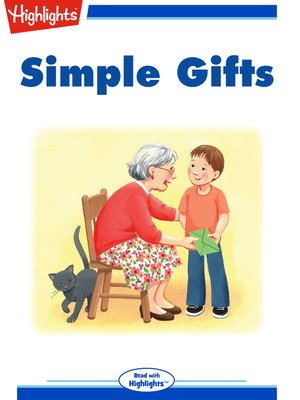 cover image of Simple Gifts