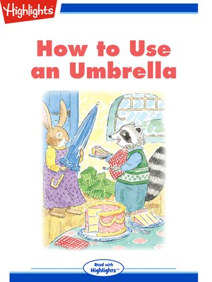 cover image of How to Use an Umbrella