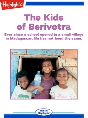 cover image of The Kids of Berivotra