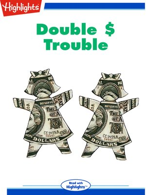 cover image of Double $ Trouble