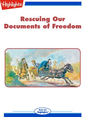 cover image of Rescuing Our Documents of Freedom