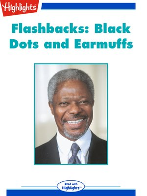 cover image of Flashbacks: Black Dots and Earmuffs