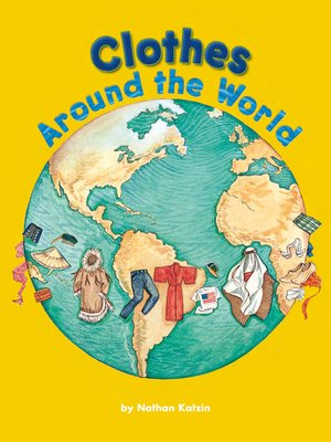 cover image of Clothes Around the World