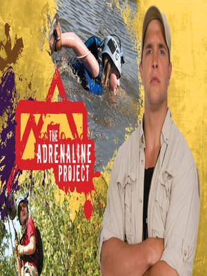 cover image of The Adrenaline Project