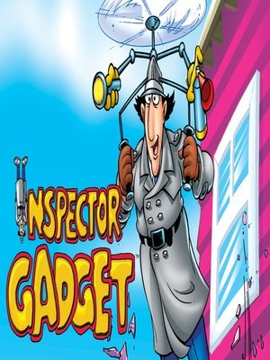 cover image of Inspector Gadget