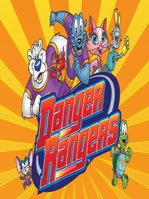 cover image of Danger Rangers