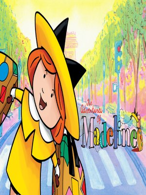 cover image of New Adventures of Madeline