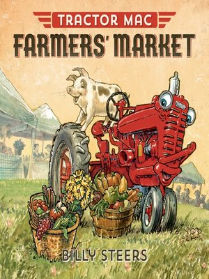 cover image of Tractor Mac Farmers' Market