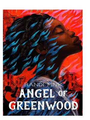 cover image of Angel of Greenwood