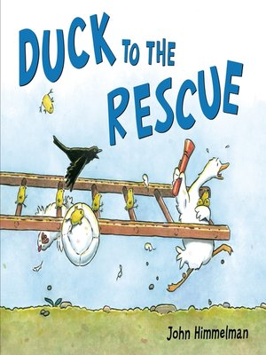 cover image of Duck to the Rescue