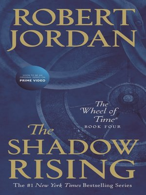 cover image of The Shadow Rising